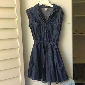 I love H81 Nordstrom's denim dress small